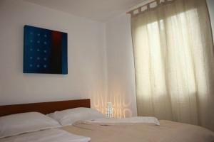 sommer apt Pinezici Krk blu room