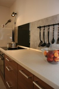 sommer apt Pinezici Krk kitchen 2