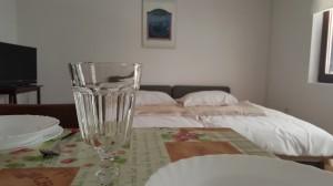 sommer apt Pinezici Krk livingroom 1