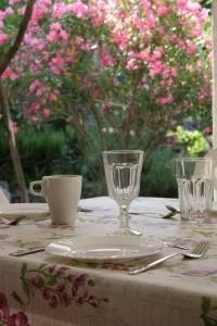 sommer apt Pinezici Krk terrace 1